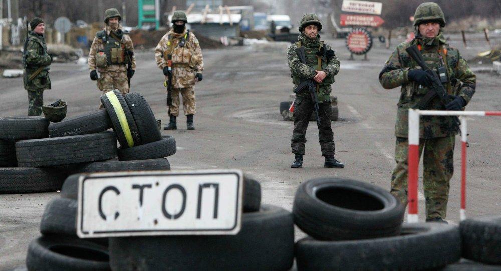 顿涅茨克人民共和国经济发展部:顿涅茨克5月与乌克兰的商品流通量下降几乎60%