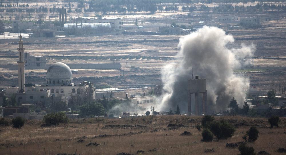 联合国官员:他国军事介入导致叙利亚冲突升级