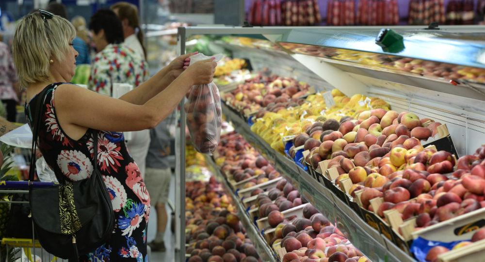 俄進口禁令改變世界食品供應結構