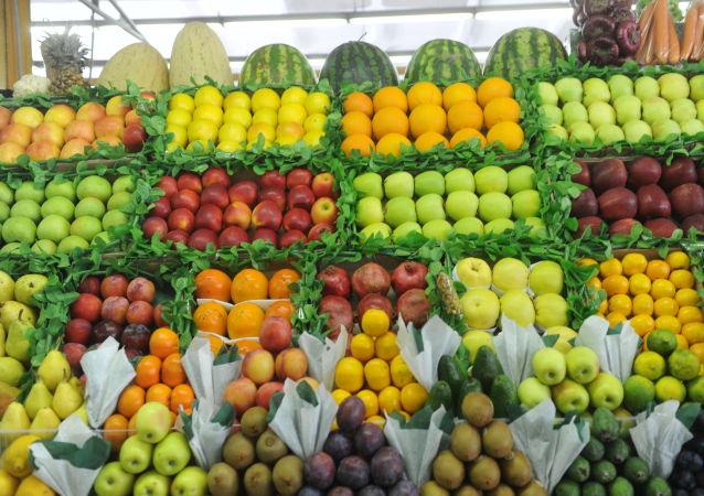 俄专家:禁止从中国进口水果只会影响俄远东