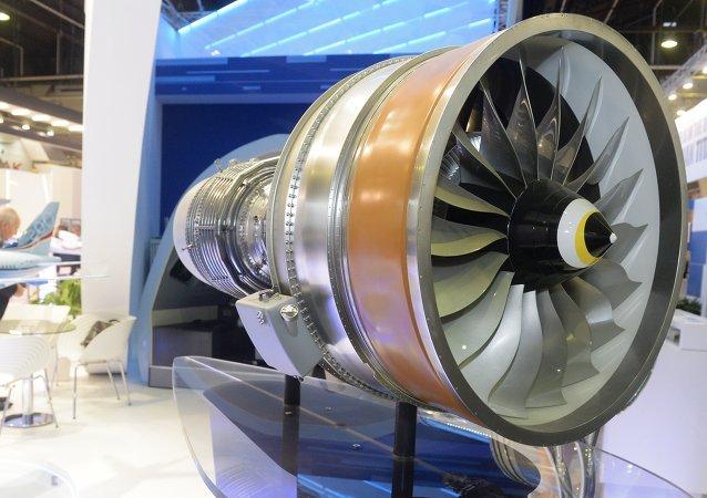 飞机发动机
