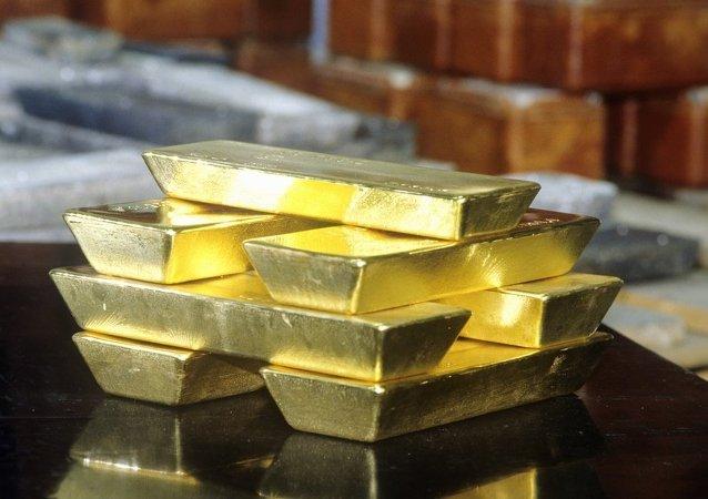 中國與印度收購倫敦所有黃金