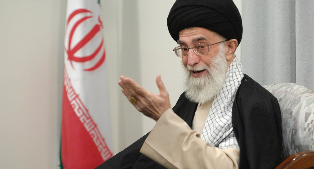 伊朗最高领袖赛义德·哈梅内伊