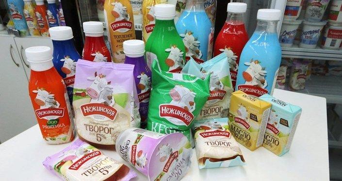 专家:中国投资俄罗斯乳业将刺激俄对华的乳制品出口