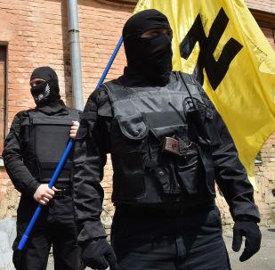 """""""右边界""""组织(极端主义组织,在必威体育被禁)"""