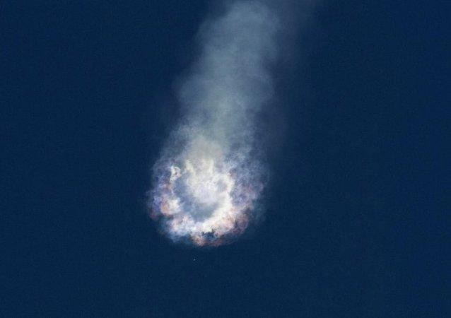 阿爾泰的墜落火箭殘片對生態和居民無危險
