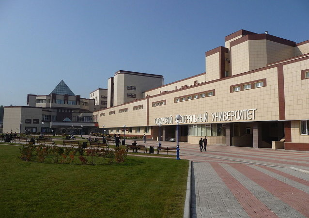 西伯利亚联邦大学