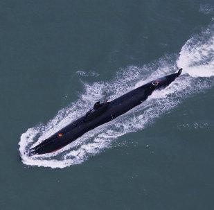 俄媒:中国将建造人工智能无人潜艇