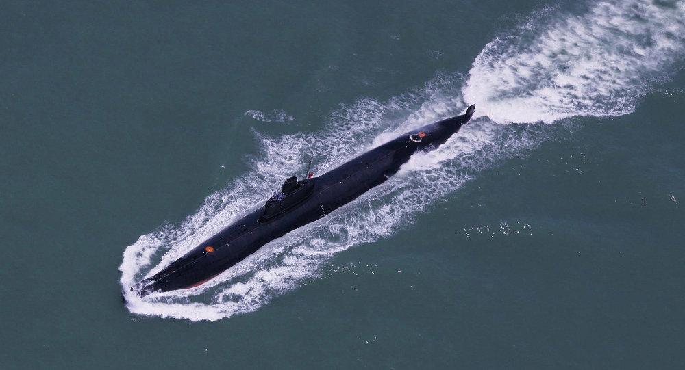 俄媒:中國將建造人工智能無人潛艇