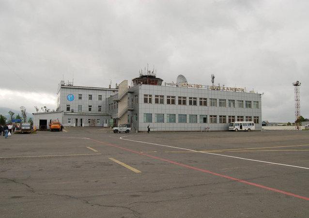 南萨哈林斯克机场