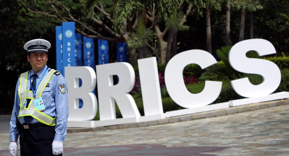 中国外交部:金砖五国正就外长会晤议程保持密切接触