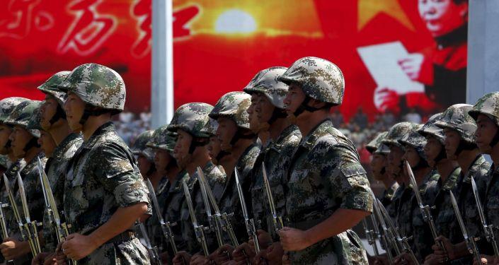 俄媒: 解放军到2020年将成世界最强军队
