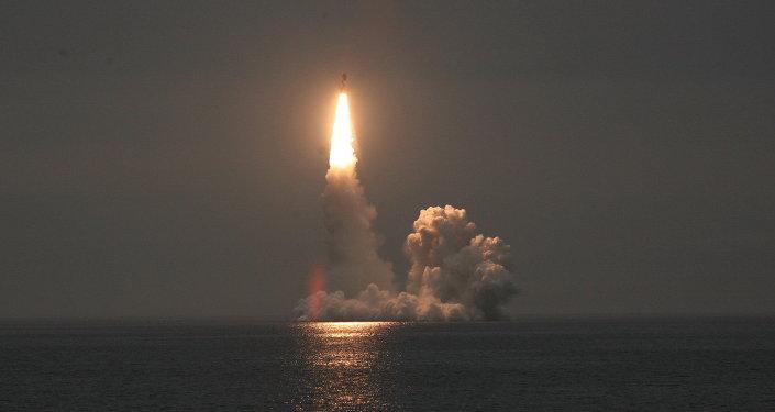 媒体:美国海军发展落后于俄中两国舰队10年