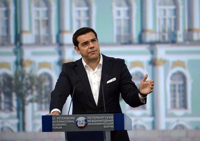 希臘總理:強加於希臘的改革將人民置於近乎人道災難的境地