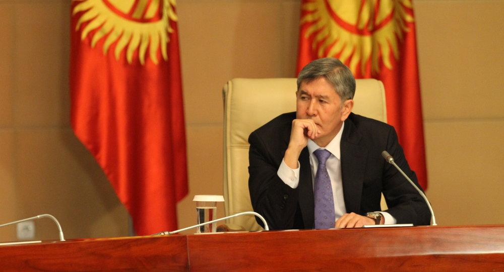 阿爾馬茲別克•阿坦巴耶夫
