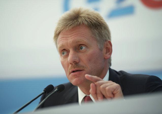 佩斯科夫:暂停与乌克兰间的贸易是为保护俄罗斯利益