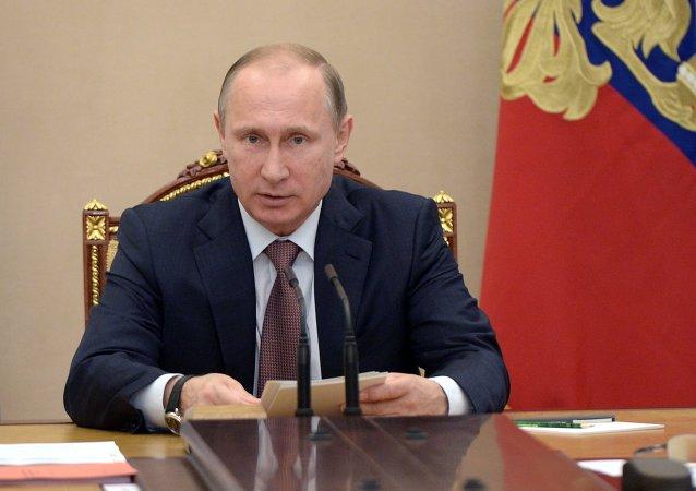 普京:新武器生產製造與國家經濟增長也息息相關