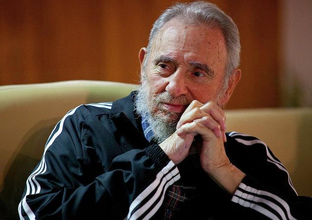 媒体:菲德尔·卡斯特罗妹妹将不前往古巴参加哥哥葬礼
