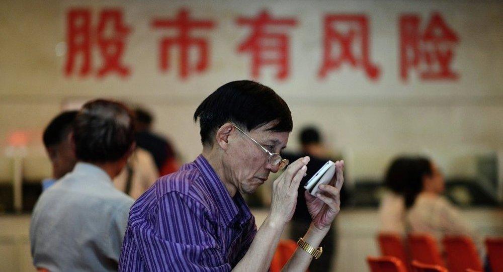 中国股市的危机不会为俄罗斯及其他国家带来严重影响