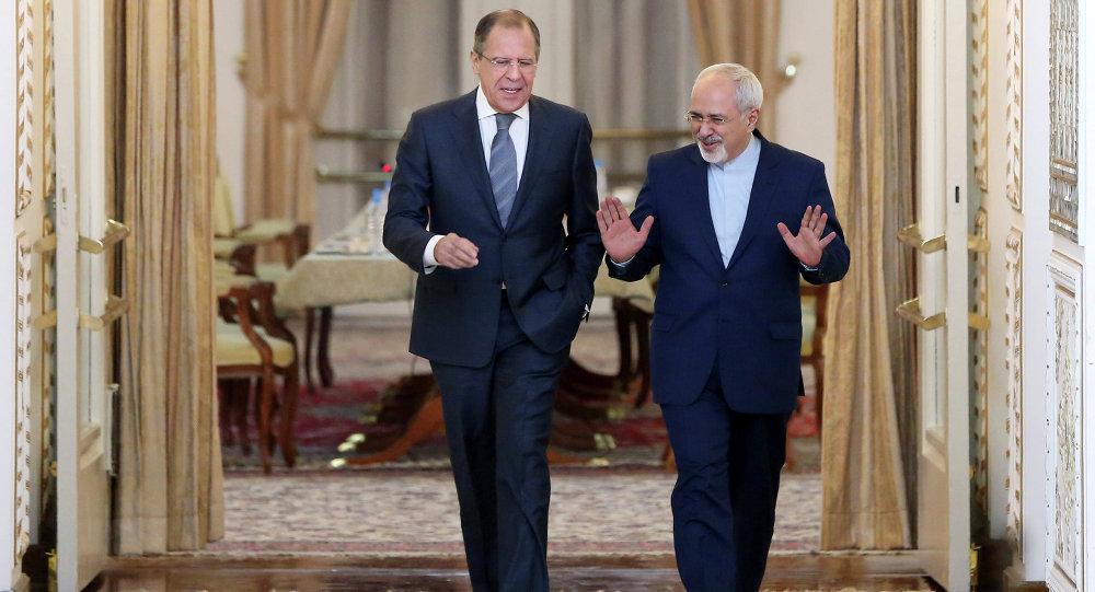 俄伊外长在维也纳进行会晤