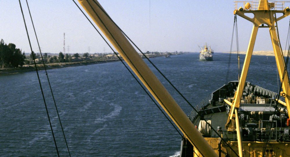 俄驻埃及商务代表:俄拟在埃及建造输油终端