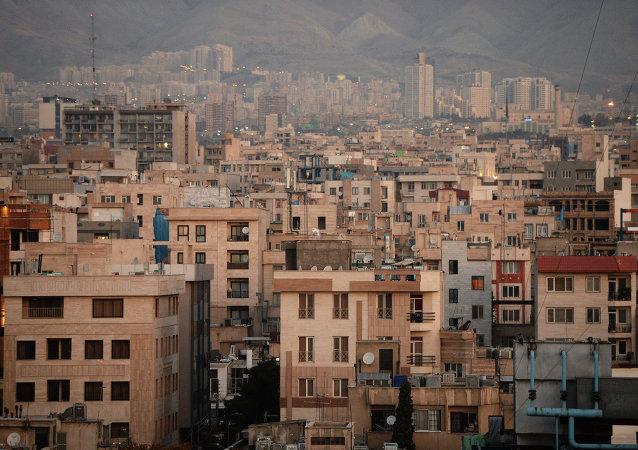 德黑兰 - 伊朗首都
