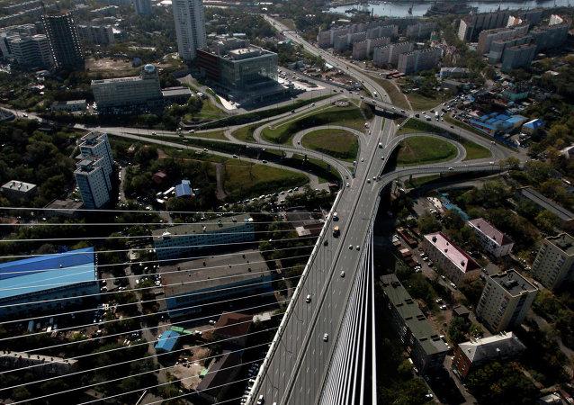 中國中工信集團將投資建設符拉迪沃斯托克至琿春高速公路