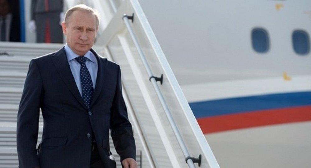普京13日晚将前往布拉戈维申斯克