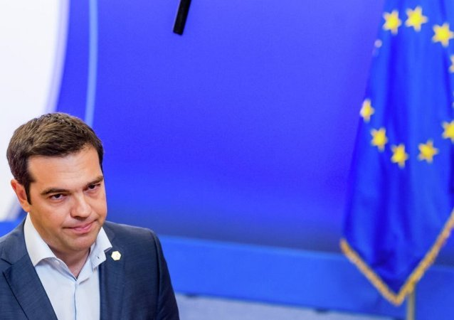 希腊总理:该国不想与欧洲对抗