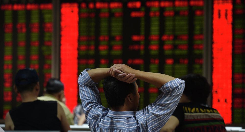 中國警方參與調查股市投機行為