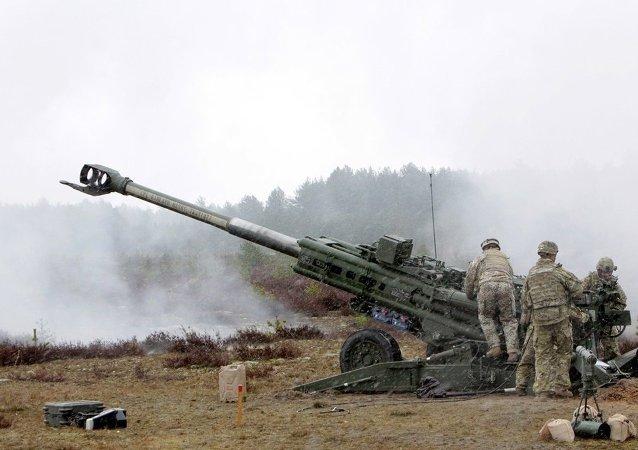 北约多国将在拉托维亚举行联合军演 参演士兵逾3500人