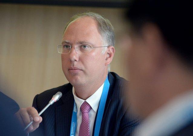 俄羅斯直接投資基金總裁基里爾·德米特里耶夫