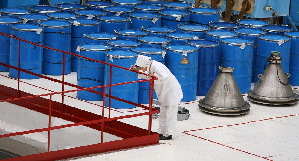 媒体:伊朗称用5天时间即可恢复生产浓度不超过20%浓缩铀