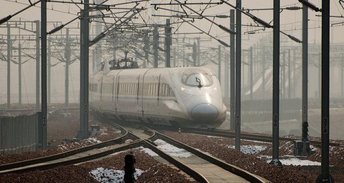 俄鐵和中鐵商定開展全面戰略合作