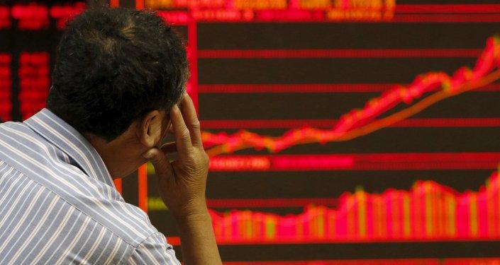 中國股市或迎來更大的暴雨