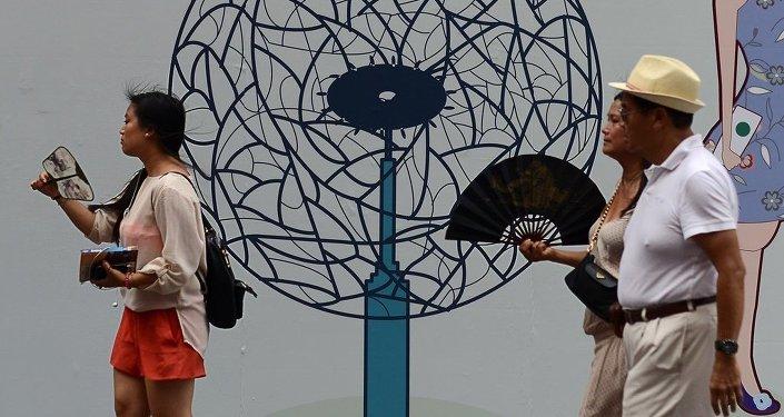 北京發佈高溫黃色預警 最高氣溫或達41℃