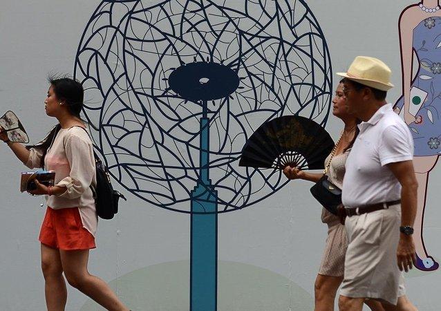 北京发布高温黄色预警 最高气温或达41℃