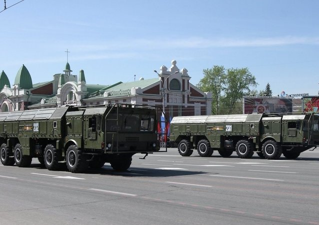 """俄军将于7月底在阿斯特拉罕州实射""""伊斯坎德尔-M"""""""