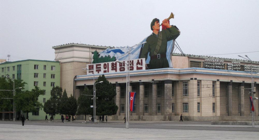 朝鲜,平壤