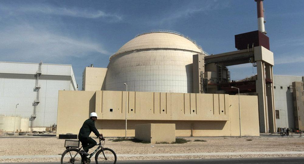 布什爾核電站