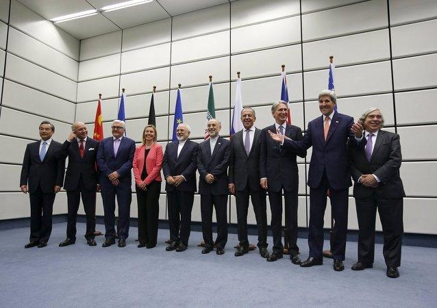伊朗和「六方」達成伊核協議