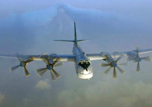 俄國防部:哈巴羅夫斯克附近墜毀的圖-95飛機未攜帶彈藥