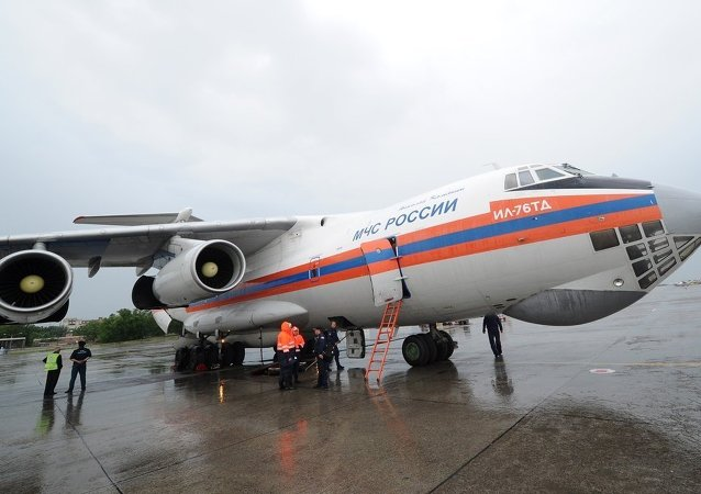 俄紧急情况部建议向伊朗和伊拉克提供赈灾援助