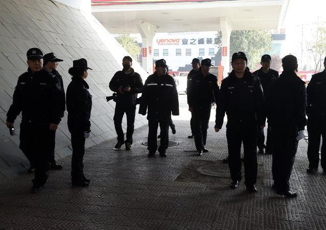内蒙被捕外国游客涉嫌与恐怖分子有联系