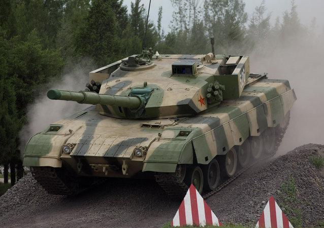 中国人民解放军将自带武器装备参加在俄举行的国际军事比赛