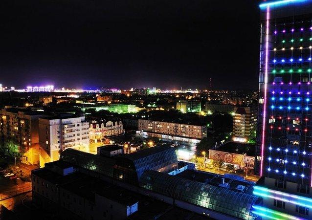 俄布拉戈维申斯克市