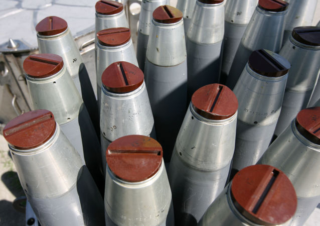 俄罗斯已销毁98.9%的化武库存