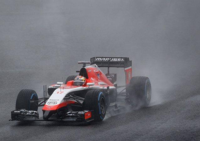 前法国一级方程式赛车手儒勒·比安奇去世