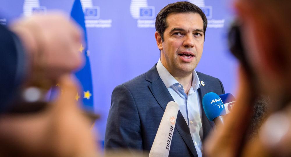 希臘總理稱就馬其頓國名問題達成的協議是歷史性的