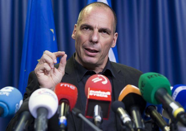 希腊前财长:欧盟拯救希腊计划将会失败